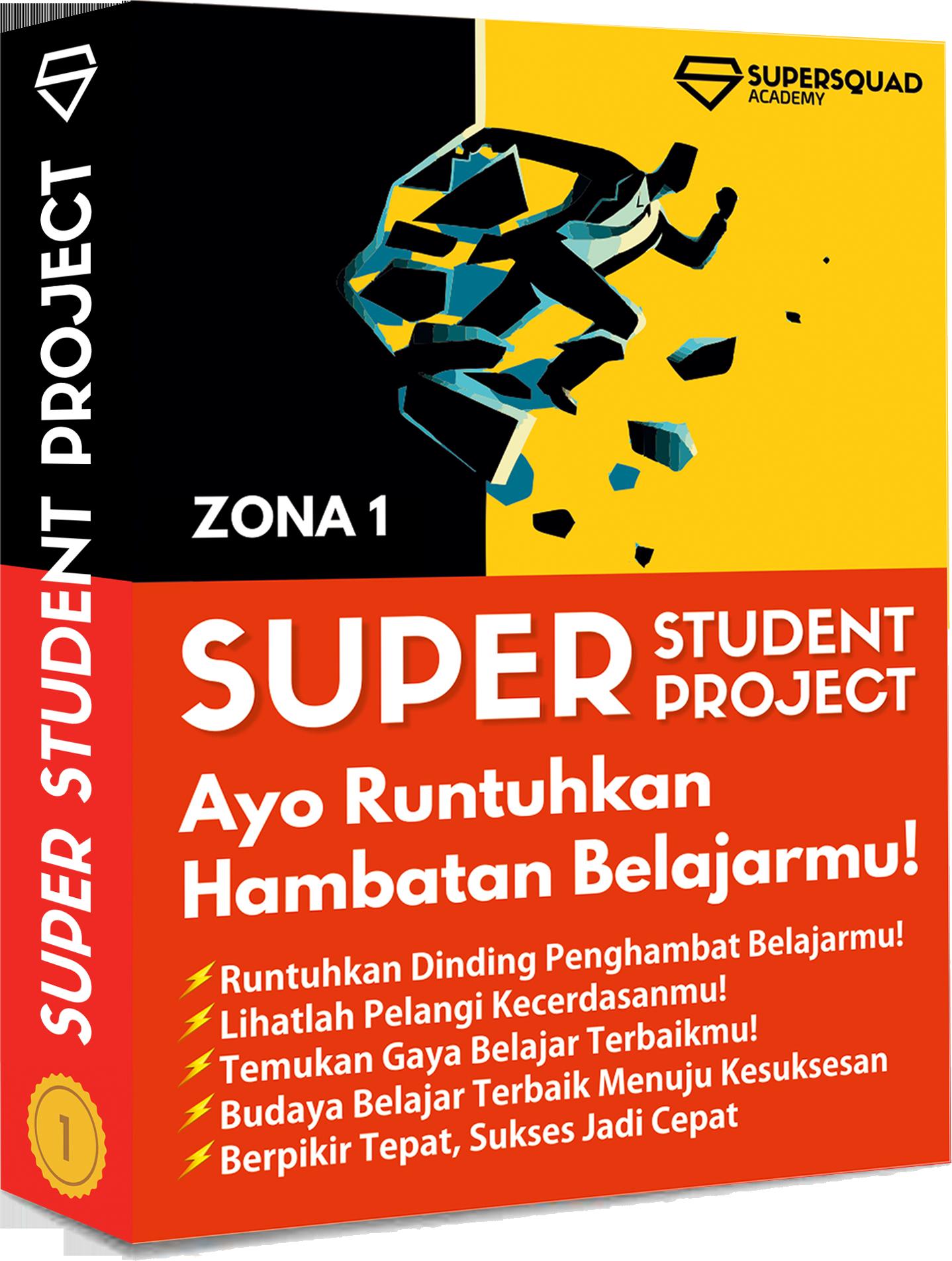 Zona 1 E-book – Runtuhkan Hambatan Belajarmu!