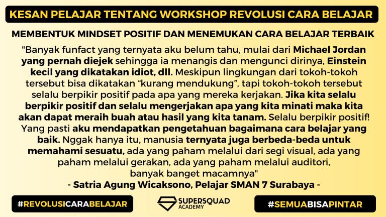 Kesan Workshop Revolusi Cara Belajar 7